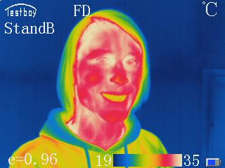 Thermal Imaging Camera Experiments